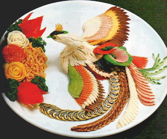 Interesting Creative Food Art Design Ideas