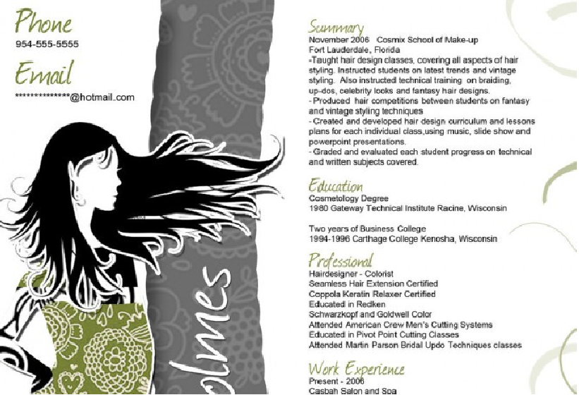 50 Most Creative Resume Design Ideas – Part 1