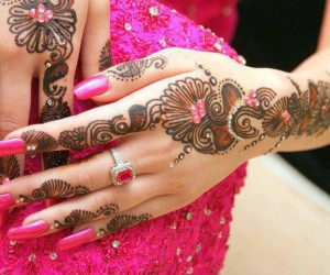 100+ Most Beautiful Mehndi Designs – Part 3