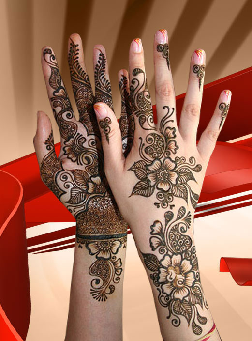 World Most Beautiful Mehndi Design Makedes Com