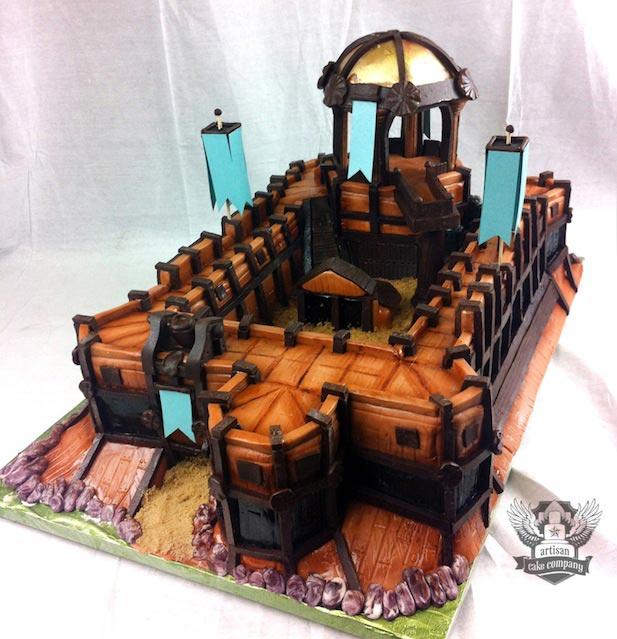 Birthday-Cakes-Design-Ideas-by-mydesignbeauty-13