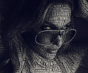 Most Innovative & Inspiring Typography Art – Part 1