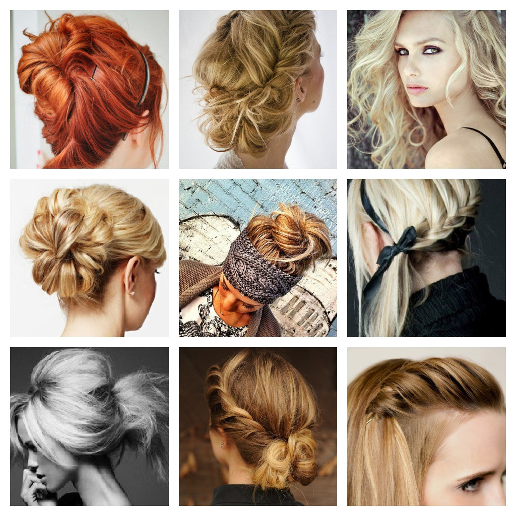 Amazing Latest And Beautiful Step By Step Hairstyles For