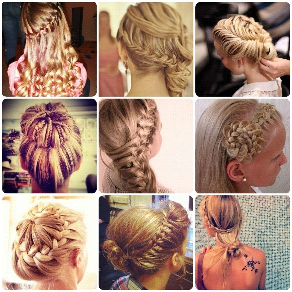 Latest And Beautiful Step By Step Hairstyles For