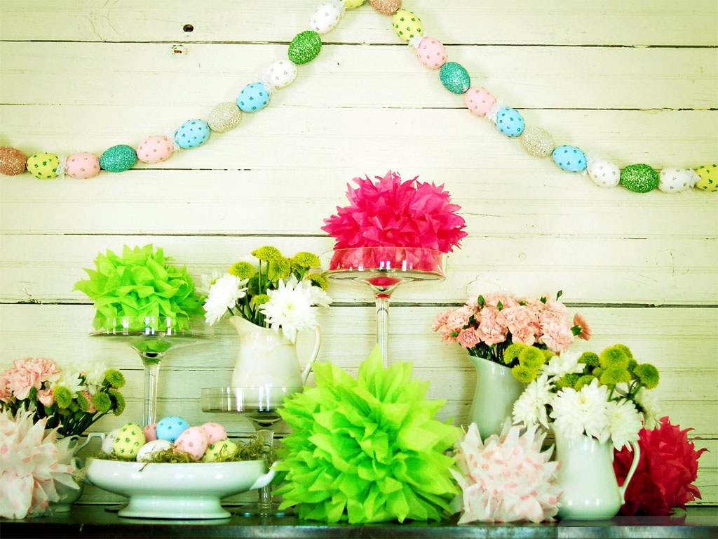 Easter Decorations ~ peeinn.com