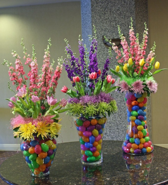 Most Impressive amp Creative Easter Decoration Ideas