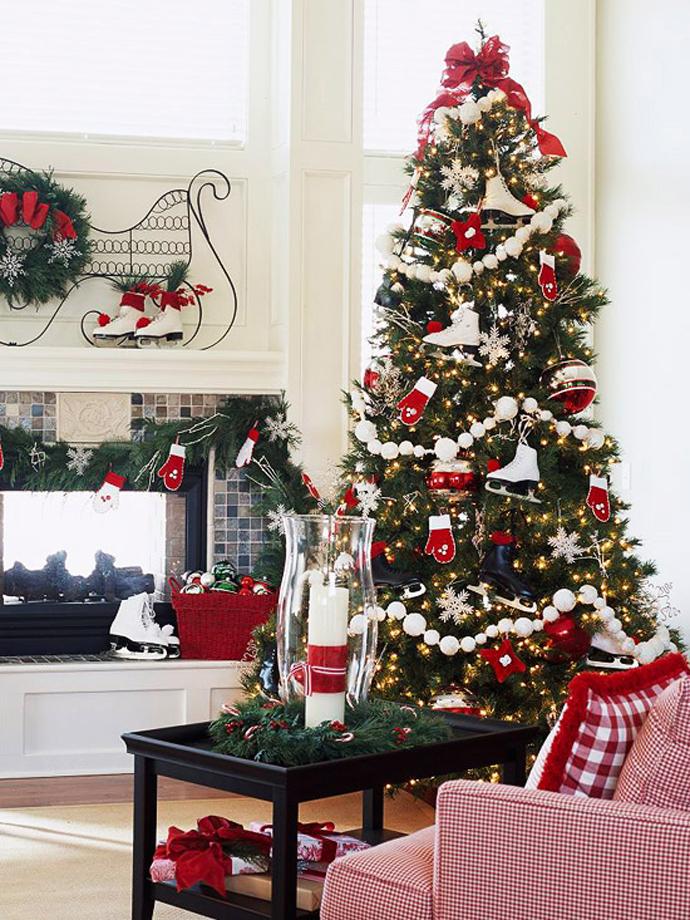 Christmas Tree Decoration Idea