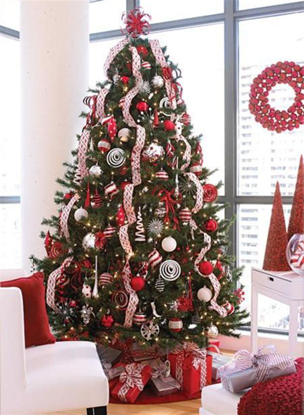Christmas Tree Decoration Ideas By Mydesignbeauty 40