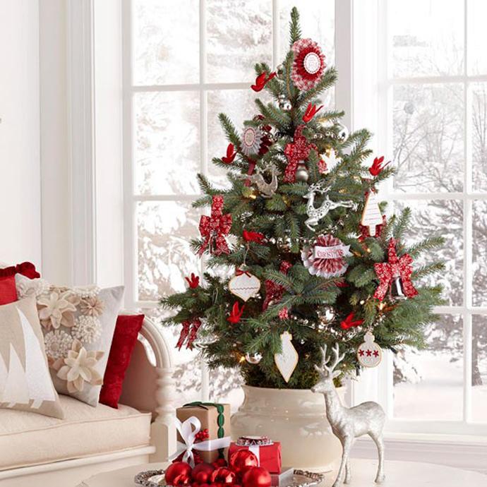 80+ Most Beautiful Christmas Tree Decoration Ideas U2013 Part 2