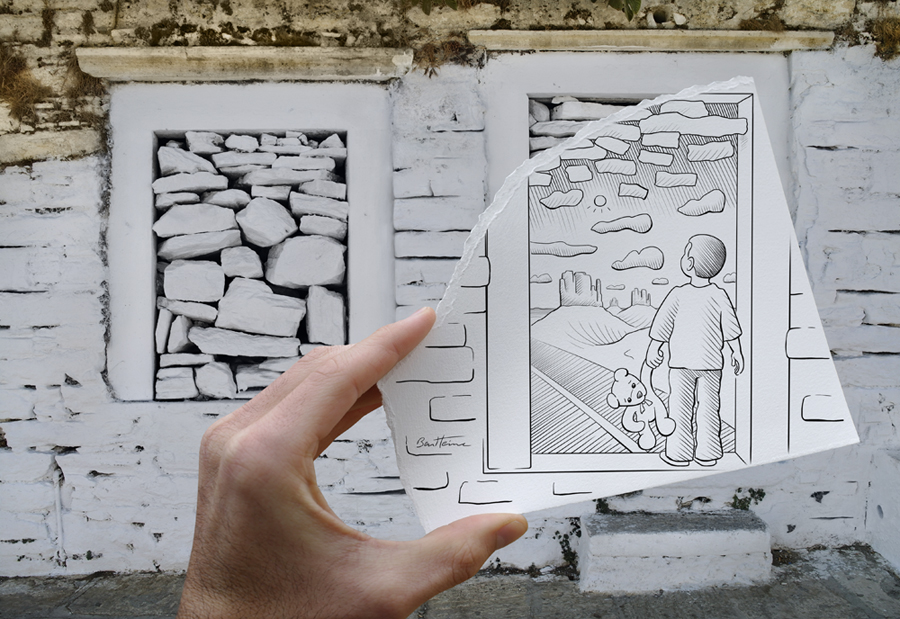 pencil-vs-camera-digital-art-by-mydesignbeauty-12