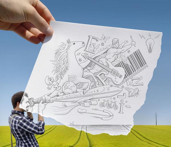 pencil-vs-camera-digital-art-by-mydesignbeauty-38