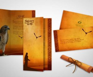 30 Awesome & Creative Brochure Designs