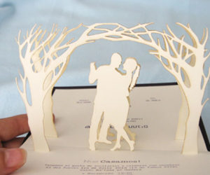 45+ Most Creative Wedding Invitation Card Designs