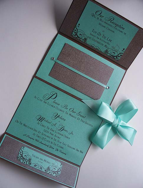 Creative Wedding Invitation Card Designs By Mydesignbeauty 40