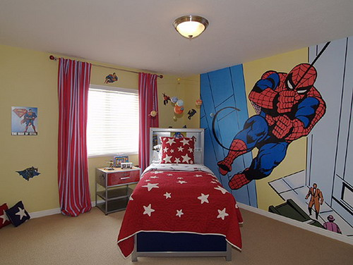 45 Stylish Beautiful Kids Bedroom Design Ideas MyDesignBeauty
