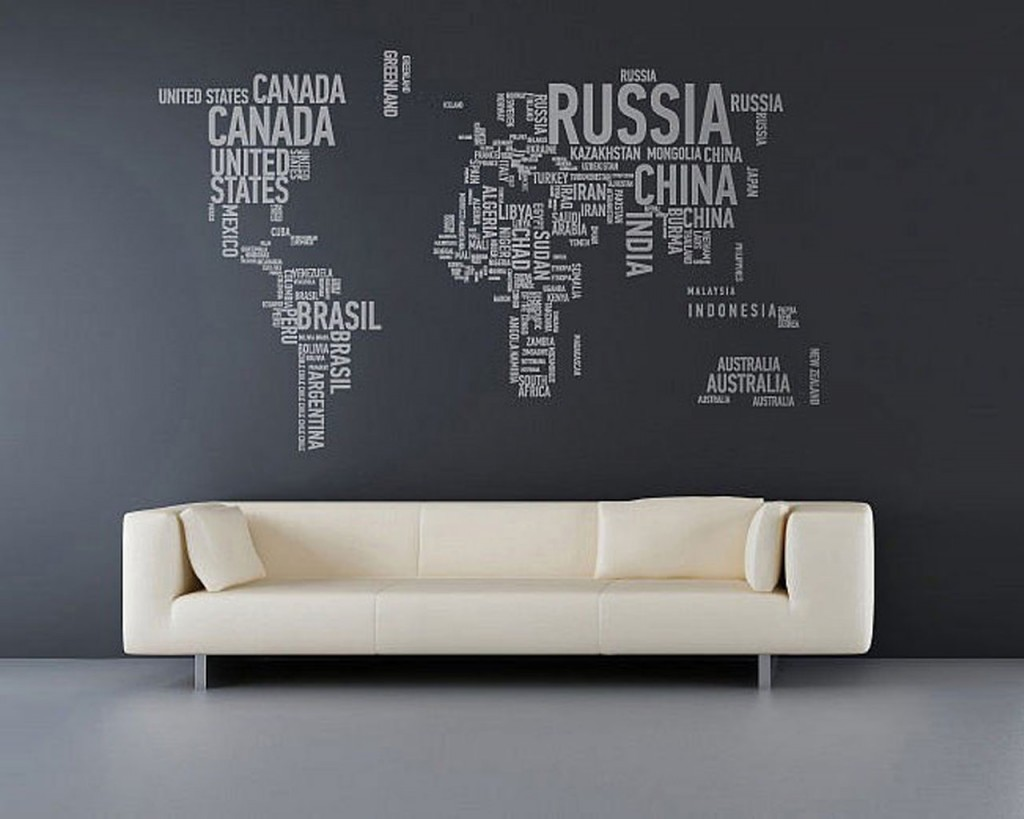 50+ Cool & Creative Wall Stickers Design - MyDesignBeauty