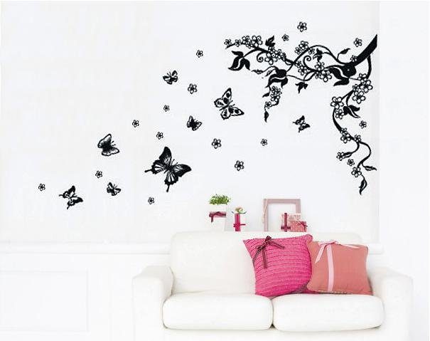 50 Cool Creative Wall Stickers Design MyDesignBeauty