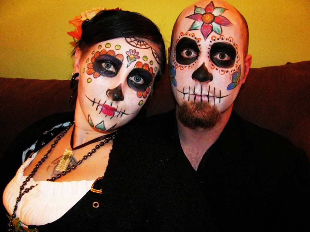 Best Halloween Face Painting Designs by mydesignbeauty.com