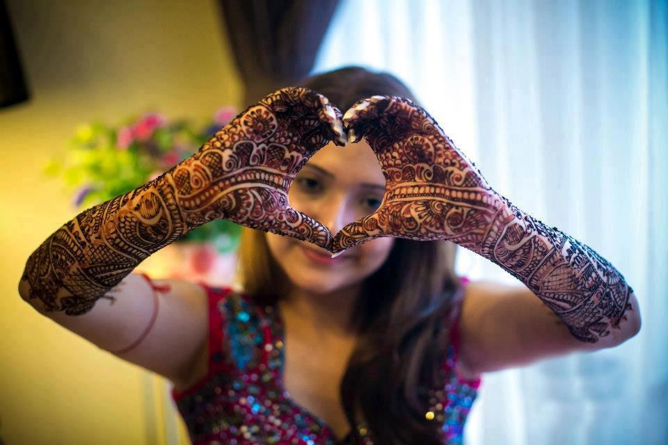 Most Beautiful Mehndi Designs
